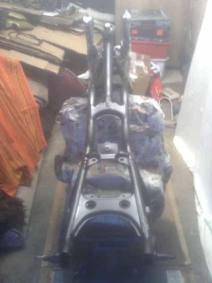 Ian Lawton | CB750/900 Cafe Racer Rebuild